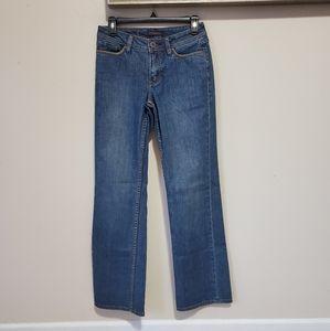 Christopher Blue Stretch Jeans Sz. 4
